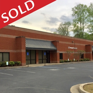 SOLD - Forsyth Warehouse