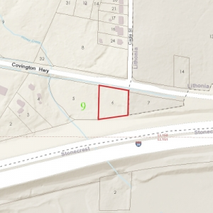 Land For Sale - 7807 Covington Hwy